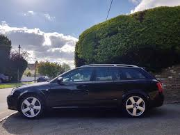 audi a4 avant 1 8t 190 quattro s line 2004 04 fsh manual leather