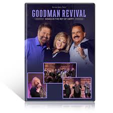 goodman revival songs in the key of happy dvd gaither
