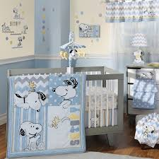Snoopy Bed Set Lambs My Snoopy 4 Crib Bedding Set Ideal Baby