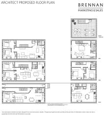 Houses For Sale With Floor Plans Brooklyn Homes For Sale In Carroll Gardens At 104 Butler Street