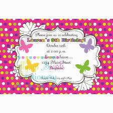 Butterfly Invitations Butterfly Birthday Invitations 9 Best Birthday Resource Gallery