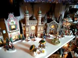 dept 56 2011 in the city pole np woods