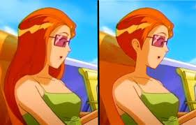 image sam totally spies long short hair