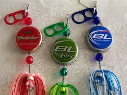 wedding ring lure personalized groomsmen wedding party gift fishing lure 3pk for
