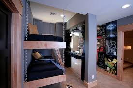 teen boys beds ideas kids contemporary with hanging beds themed