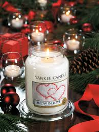 in love with snow in love yankee candle the perfect fresh