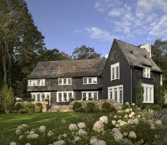 home beautiful black exterior ideas for a hauntingly beautiful home