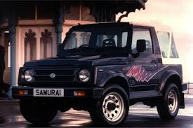 suzuki samurai suzuki sj 1982 car review honest john