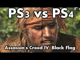 Assassins Creed 4 Memes - ps3 vs ps4 porównujemy assassin s creed iv black flag youtube