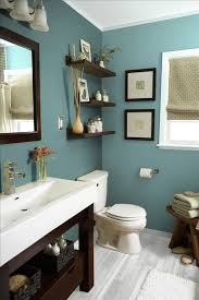 wall decor ideas for bathrooms small bathroom decorating ideas better homes gardens within wall
