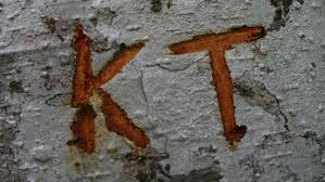 Initials Carved In Tree Do You Know How Many People Are Clicking Your Email Signature