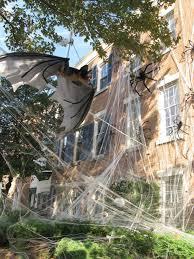 spider web halloween decorations front door halloween decoration