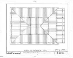 Floor Framing Plans Plan Roof U0026 Roof Plan Buscar Con Google Roof Pinterest