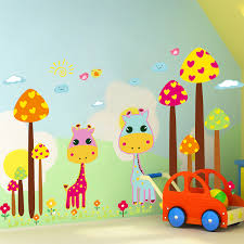 Cartoon Wall Painting In Bedroom China Cartoon Wall Painting China Cartoon Wall Painting Shopping