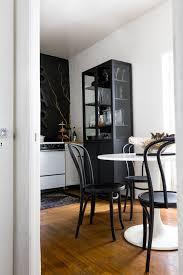 a sleek black u0026 white home decor shopping list apartment therapy