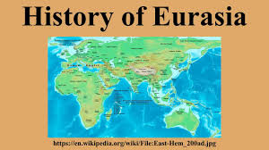 Eurasia Map History Of Eurasia Youtube
