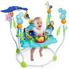 siège sauteur bébé table d activités jumperoo nemo de disney baby