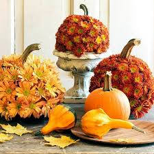 autumn decorations 15 autumn decoration ideas with flowers and fruits for home and