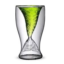 Wine Glass Mermaid Wine Glass Popsugar Food