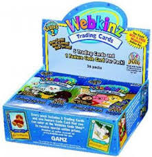 amazon com webkinz trading cards series 2 sealed box 36 packs