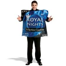 Inappropriate Halloween Costume Ideas Royal Nights Condom Funny Halloween Costume Idea Tvdance