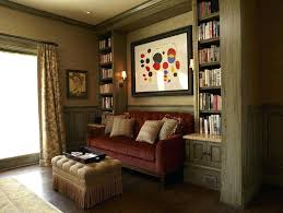 Shelving Unit Decorating Ideas Bookcase Decorating Family Room With Bookcases Family Room