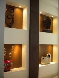 Contemporary Wall Niches Design Decorating Your Living Room - Wall niches designs