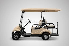 electric 4 seater back seat electric golf kart golf buggy golf