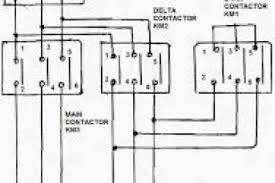 charming wiring diagram star delta starter pictures wiring