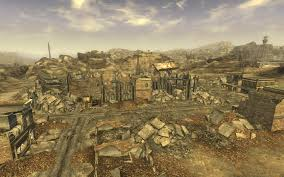 Fallout New Vegas World Map by Boulder City Fallout Wiki Fandom Powered By Wikia