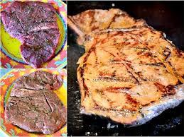 cuisiner le paleron paleron boeuf recette plancha paleron mariné balsamique