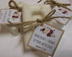 cheap bridal shower favors organic wedding bridal baby by naturallytaylored