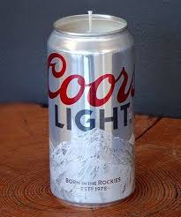 coors light gift ideas look at this zulilyfind coors lite beer scented can candle