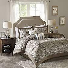 Jacquard Bed Set Comforter Set 5 Charlize Jacquard