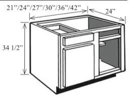 Kitchen Corner Base Cabinets Blind Corner Base Cabinet Office Table