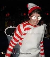 Wheres Waldo Halloween Costume Coolest Homemade Wheres Waldo Costumes