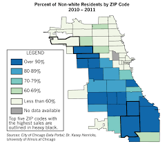 Zip Code Map Chicago by How The Illinois Lottery Exacerbates Inequities In Chicago