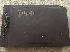 200 Photo Album Collectible Vintage Photo Albums Pre 1940 Ebay