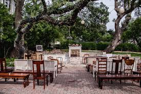outdoor event venue austin allan house weddings and events