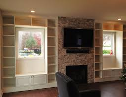 Livingroom Storage by Custom Wall Units U0026 Entertainment Centers Long Island