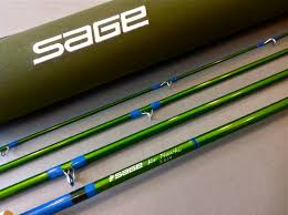 one of a kind commemorative seattle seahawks sage fly fishing rod
