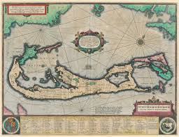 Map Of Bermuda Sound And Vision Blog Off The Map