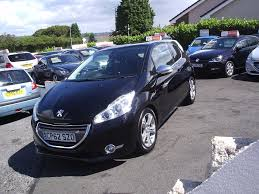 peugeot onyx price used peugeot 208 allure black cars for sale motors co uk