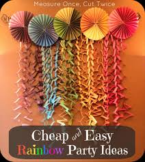 Letter Decoration Ideas by First Birthday Party Tissue Wall Decoration Ideas With Crepe Paper
