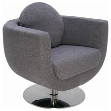 Fabric Swivel Chairs by Simone Swivel Lounge Chair Dcg Stores