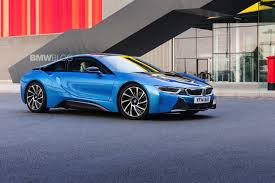 Bmw I8 Performance - used bmw i8 sells for 50 more than msrp