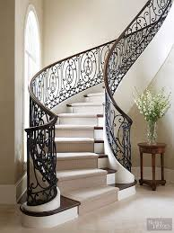 impressive design for staircase railing stairway railing ideas
