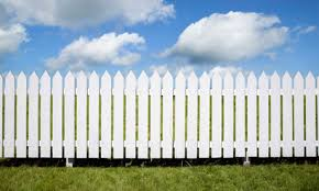 white house picket fence how to make fence