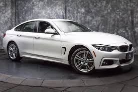 bmw gran coupe 4 series used 2018 bmw 4 series 440i xdrive gran coupe 4d hatchback