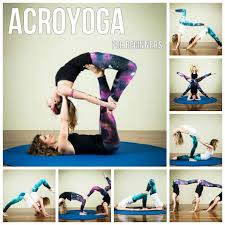 partner acro yoga poses see more at qnaforum co in tumbling